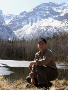 Steve Dew Pond, Eagle River Alaska 05-09