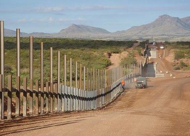 an introduction to the international border the us mexican border