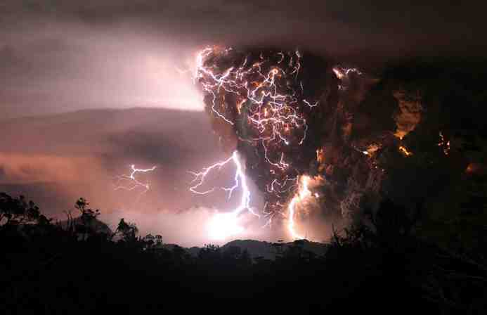 Chile—The fury of Chaitén volcano - nat geo