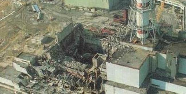 April 1986 disaster at the