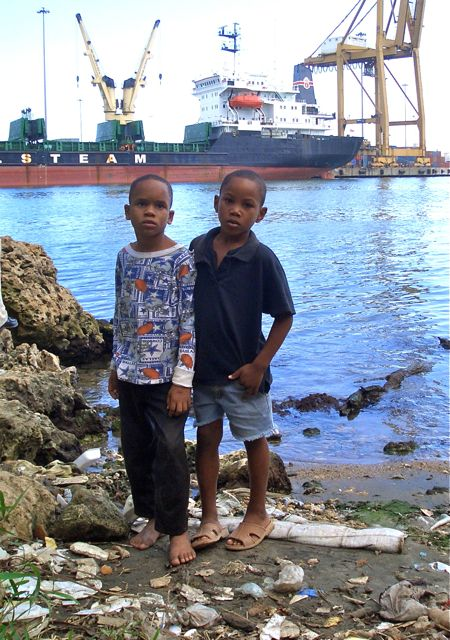 Haina, Dominican Republic - Children are developmentally impaired as a result of lead poisoning