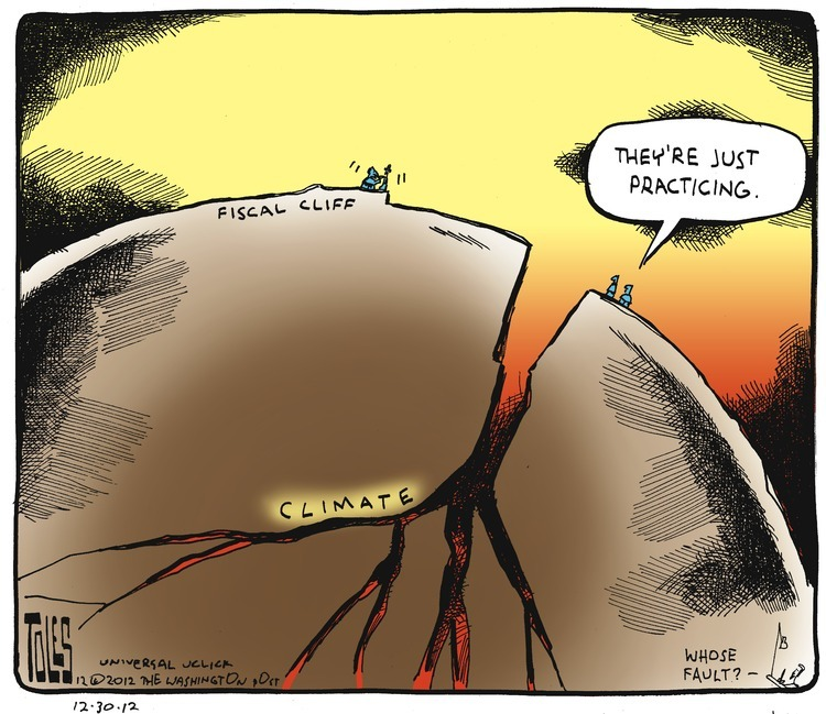 Ttfiscal Carbon Cliff