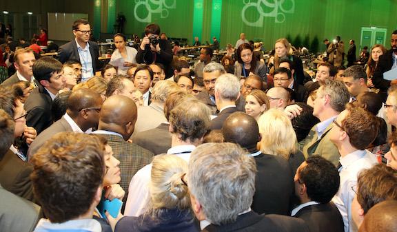 COP 19 Final Showdown between US and Fiji